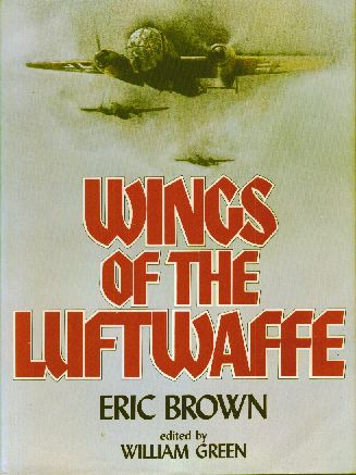 Image not found :Wings of the Luftwaffe (Jane's)