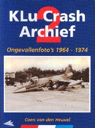 Image not found :KLu Crash Archief 2; Ongevallenfoto's 1964 - 1974