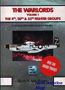 Image not found :Warlords Vol 1, 4th, 20th & 55th Fighter Groups