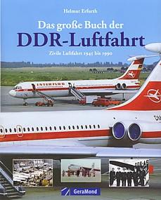Image not found :Grosse Buch der DDR-Luftfahrt, Zivile Luftfahrt 1945 bis 1990