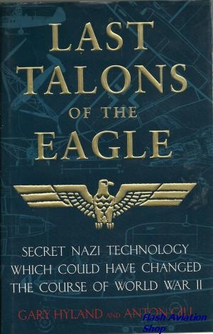 Image not found :Last Talons of the Eagle, Secret Nazi Technology which could