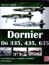 Image not found :Dornier Do.335, 435, 635