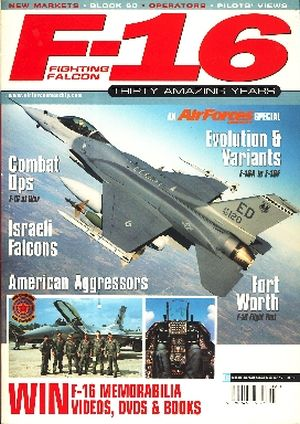 Image not found :F-16 Fighting Falcon, Thirty Amazing Years