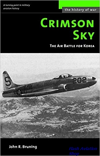 Image not found :Crimson Sky, the Air Battle for Korea (Potomac