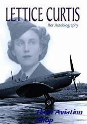 Image not found :Lettice Curtis, her Autobiography (sugned copy)