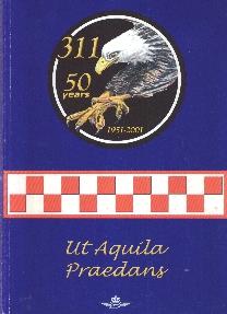 Image not found :311 Squadron 50 Years 1951-2001, Ut Aquila Praedans