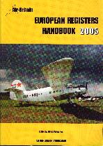 Image not found :European Registers Handbook 2005