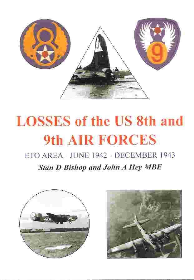 Image not found :Losses of the US 8th and 9th Air Forces; ETO Jun 1942 - dec 1943