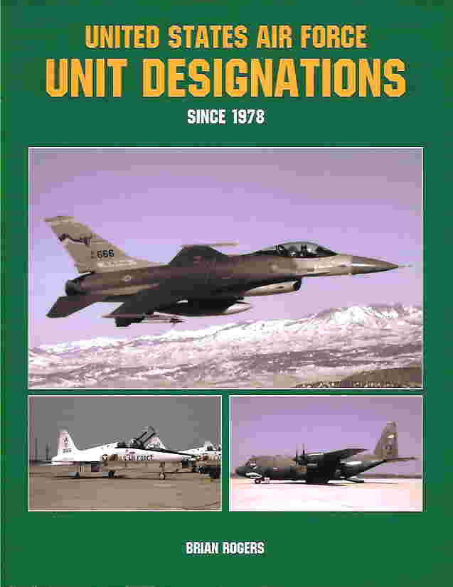Image not found :United States Air Force Unit Designations since 1978
