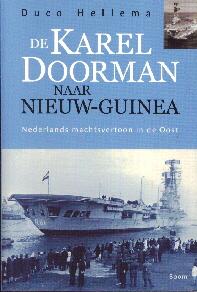 Image not found :Karel Doorman naar Nieuw-Guinea