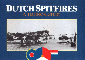 Image not found :Dutch Spitfires - Technical Study