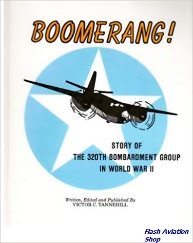 Image not found :Boomerang!, Story of the 320th Bombardment Group in WW II