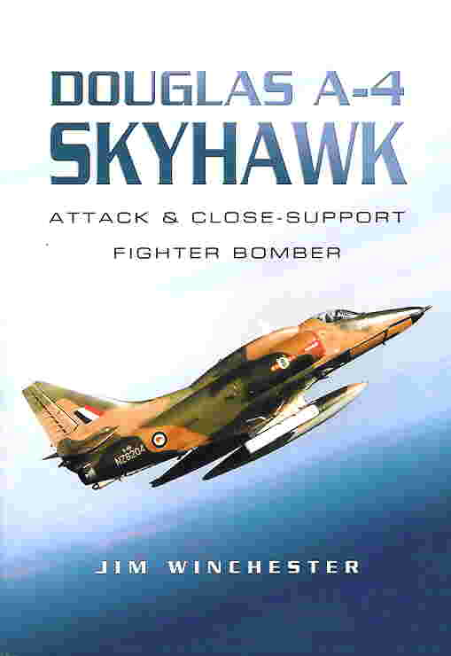 Image not found :Douglas A-4 Skyhawk, Attack & Close Supper Fighter Bomber