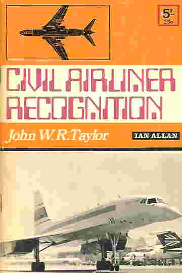 Image not found :Civil Airliner Recognition (1970)