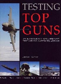 Image not found :Testing Top Guns: US Air Force and US Navy Test and Evaluation Sqn