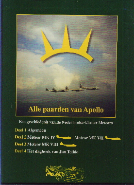 Image not found :Alle Paarden van Apollo (Four books in box)