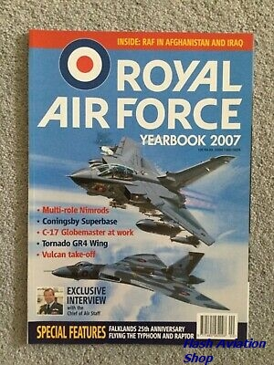 Image not found :Royal Air Force Yearbook 2007