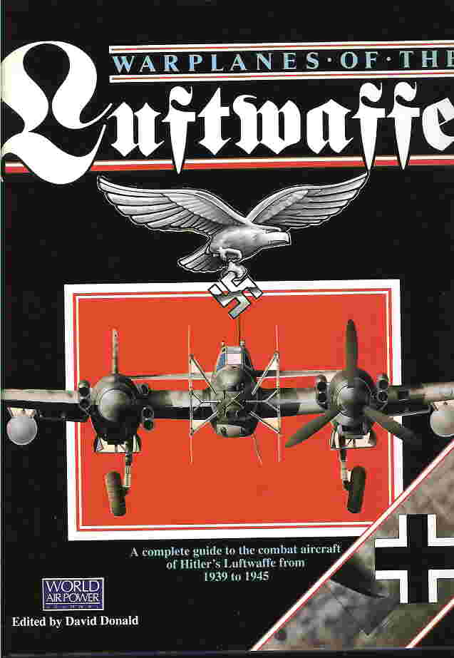 Image not found :Warplanes of the Luftwaffe (Aerospace)