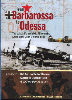 Image not found :From Barbarossa to Odessa Vol. 2, Air Battle for Odessa August