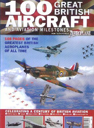 Image not found :100 Great British and Aviation Milestones
