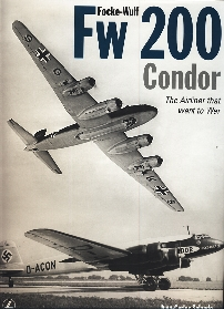 Image not found :Focke-Wulf Fw.200 Condor; the Airliner that went to War (Classic16