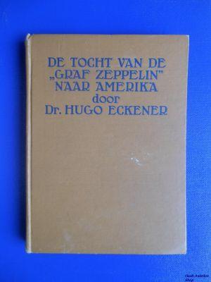 Image not found :Tocht van de 'Graf Zeppelin' naar Amerika, de