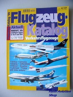 Image not found :Flugzeug-Katalog Militar Flugzeuge 1999