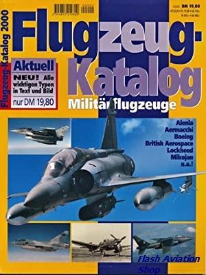 Image not found :Flugzeug-Katalog Militar Flugzeuge 2000ÿ