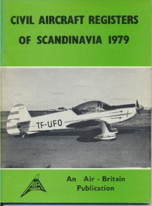 Image not found :Civil Aircraft Registers of France 1979
