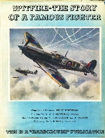 Image not found :Spitfire, the Story of a Famous Fighter (1960, 1st ed)