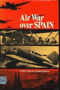 Image not found :Air War over Spain (Allan)