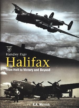 Image not found :Handley Page Halifax, From Hell to Victory and Beyond