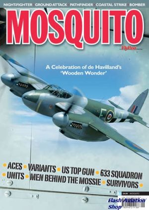 Image not found :Mosquito, a Celebration of de Havilland's 'Wooden Wonder'
