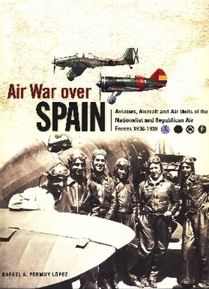 Image not found :Air War over Spain