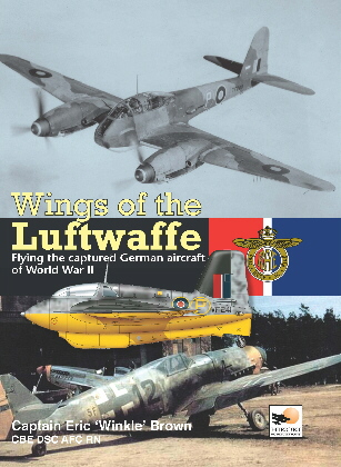 Image not found :Wings of the Luftwaffe, Flying the Captured German Aircraft of WW2