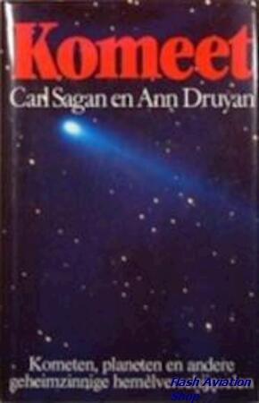 Image not found :Komeet, Kometen, Planeten en andere Geheimzinnige Verschijnselen