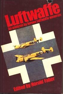Image not found :Luftwaffe, an Analysis by former Luftwaffe Generals