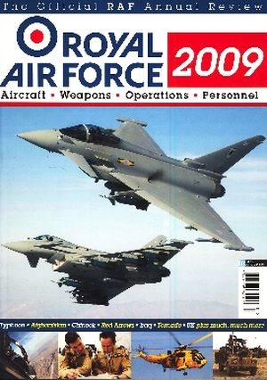 Image not found :Royal Air Force Yearbook 2009
