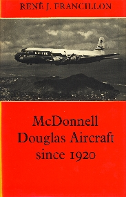 Image not found :McDonnell Douglas Aircraft since 1920 (1st edition)