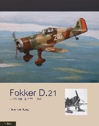 Image not found :Fokker D.21, Fokkers laatste eenmotorige Jager