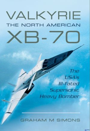 Image not found :Valkyrie, the North American XB-70