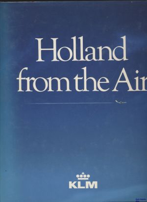 Image not found :Holland from the Air (KLM)