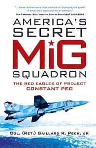 Image not found :America's Secret MiG Squadron, The Red Eagles of Project Constant