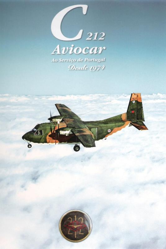 Image not found :C 212 Aviocar At service of Portugal since 1974