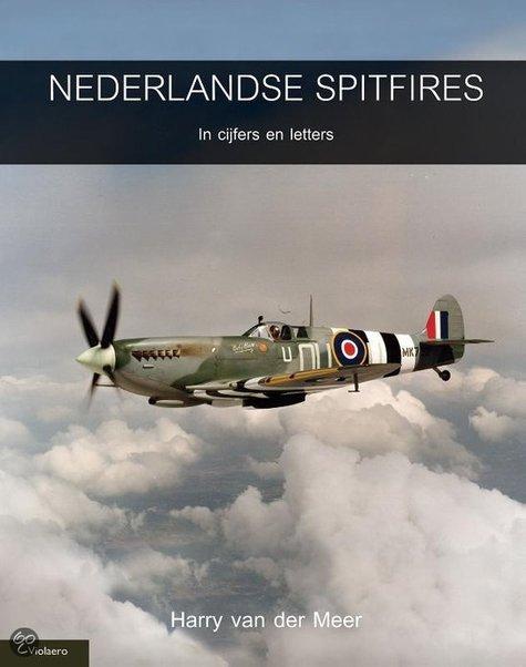 Image not found :Nederlandse Spitfires, in Cijfers en Letters