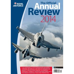 Image not found :Royal Air Force 2014, Official Annual Review