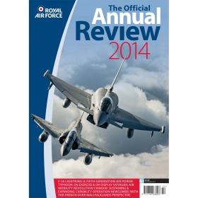 Image not found :Royal Air Force 2015, Official Annual Review