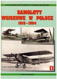 Image not found :Samoloty wojskowe w Polsce vol.1 1918-1924