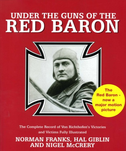 Image not found :Under the Guns of the Red Baron (2007)