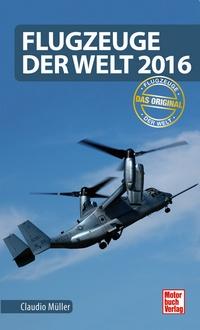 Image not found :Flugzeuge der Welt 2016